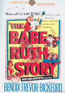 Babe Ruth Story, The Movie