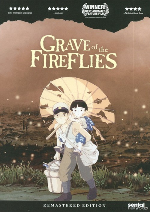 Grave Of The Fireflies: Remastered Edition Movie