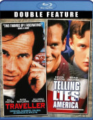 Traveller / Telling Lies In America (Double Feature) Blu-ray