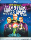 Plan 9 From Outer Space: In Color Blu-ray