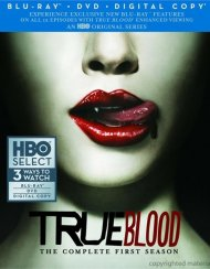 True Blood: The Complete First Season (Blu-ray + DVD + Digital Copy) Blu-ray