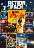 7 Movie Action Pack Movie