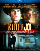 Killer Joe: Unrated Directors Cut Blu-ray