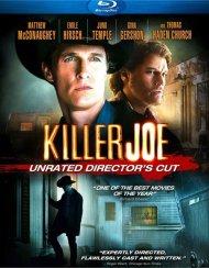 Killer Joe: Unrated Directors Cut Blu-ray