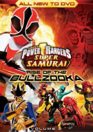 Power Rangers Super Samurai: Rise Of The Bullzooka - Volume 3 Movie