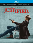 Justified: The Complete Third Season Blu-ray
