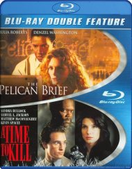 Pelican Brief, The / A Time To Kill (Double Feature) Blu-ray