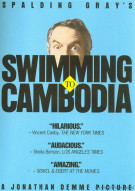 Swimming To Cambodia Movie