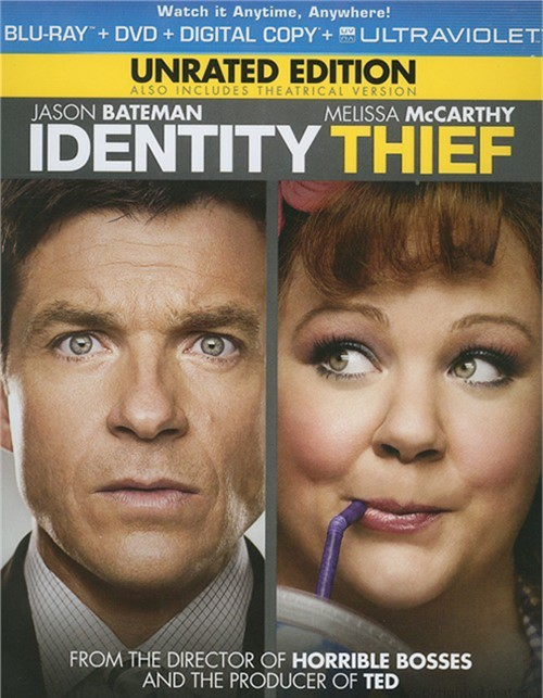 Identity Thief (Blu-ray + DVD + Digital Copy + UltraViolet) Blu-ray