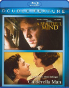 Beautiful Mind, A / Cinderella Man (Double Feature) Blu-ray
