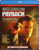 Payback: Straight Up - The Directors Cut Blu-ray