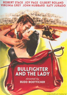Bullfighter And The Lady Movie