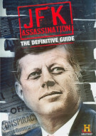 Definitive Guide To The JFK Assassination Movie