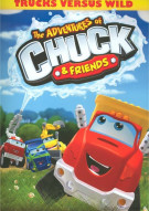 Adventures Of Chuck And Friends, The: Trucks Versus Wild Movie