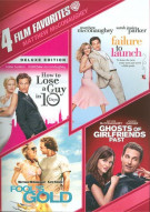4 Film Favorites: Matthew McConaughey Collection Movie