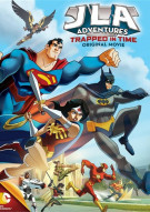 JLA Adventures: Trapped In Time MFV Movie