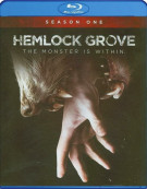 Hemlock Grove: The Complete First Season Blu-ray