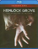 Hemlock Grove: The Complete First Season Blu-ray