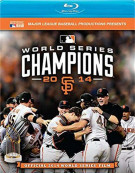 2014 World Series Film Blu-ray