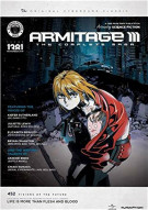 Armitage: Movie Collection - Armitage III, Classic 2 Movie