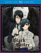 Black Butler: Complete First Season (Blu-ray + DVD) Blu-ray