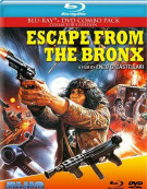 Escape From The Bronx (Blu-ray + DVD) Blu-ray
