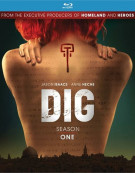 Dig: Season One Blu-ray