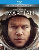 Martian, The (Blu-ray + Blu-ray 3D + UltraViolet) Blu-ray