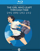 Girl Who Leapt Through Time, The: The Movie (Blu-ray + DVD + UltraViolet) Collectors Edition Blu-ray