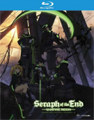 Seraph Of The End-Vampire Region-Season 1 Part 2 (Dvd/Blu-Ray) Blu-ray