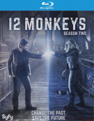 12 Monkeys: Season Two Blu-ray