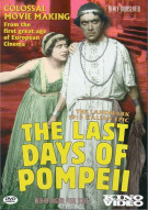 Last Days Of Pompeii, The Movie