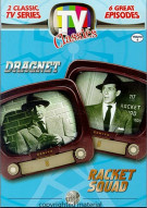 TV Classics: Dragnet/ Racket Squad Movie