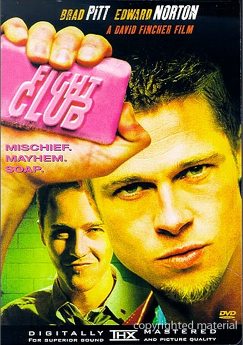 Fight Club (Single-Disc Edition) Movie