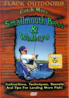 Flack Outdoors: Catch More Smallmouth Bass & Walleye Movie