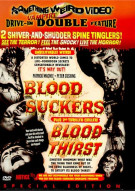 Blood Suckers/ Blood Thirst: Drive-In Double Feature Movie