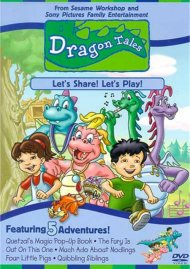 Dragon Tales: Lets Share!  Lets Play! Movie