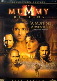 Mummy Returns, The: Collectors Edition (Fullscreen) Movie