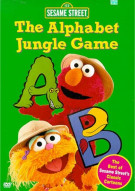 Sesame Street: The Alphabet Jungle Game Movie