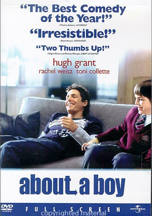 About A Boy (Full Screen) Movie