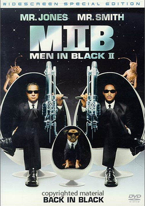 Men In Black II: 2-Disc Special Edition (Widescreen) Movie