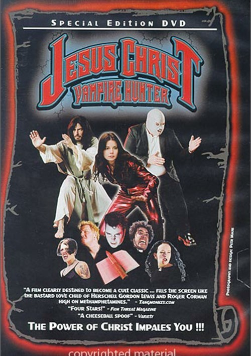 Jesus Christ Vampire Hunter Movie