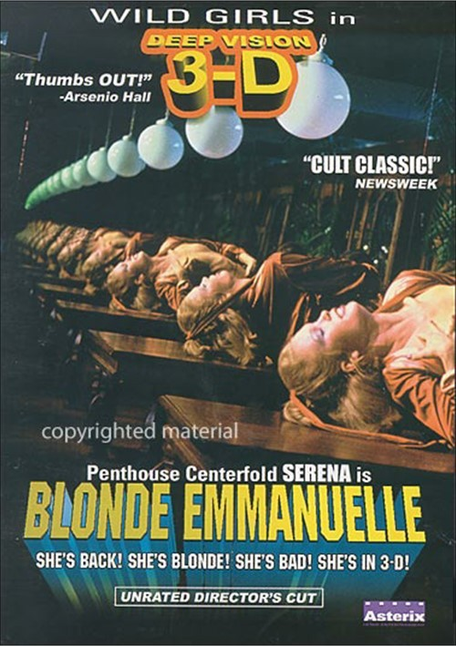 Blonde Emmanuelle Movie
