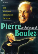 Pierre Boulez: In Rehearsal - Vienna Philharmonic Movie