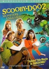 Scooby-Doo 2: Monsters Unleashed (Widescreen) Movie