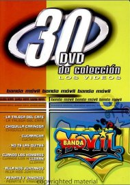 Banda Movil: 30 DVD De Coleccion Movie
