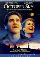 October Sky: Special Edition Movie