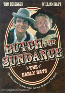Butch And Sundance: The Early Days Movie