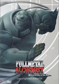 Fullmetal Alchemist: Volume 2 - Scarred Man Of The East Movie
