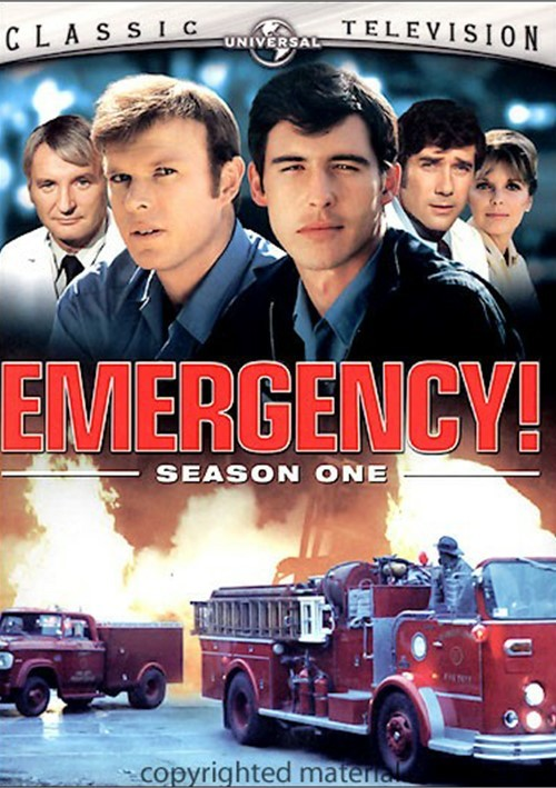 Emergency!: Season One Movie